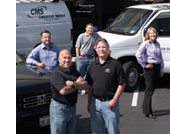 Audio Visual Technicians and Staff at CMS Roseville and Rocklin