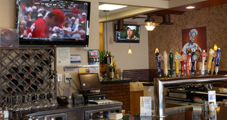 DIRECTV and music solutions for restaurants, bars and entertainment centers