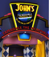 John's Incredible Pizzle Restaurant and Entertainment Center Sacramento